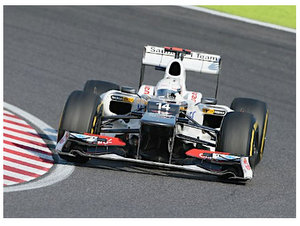 F1日本GP・3位に入った小林の走り(時事通信) - 写真 - Yahoo!ニュース - Google Chrome 20121007 202211.jpg